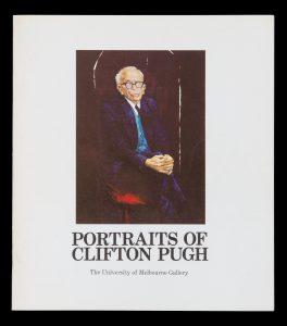 Portraits of Clifton Pugh[PUGH, Clifton]# 14555