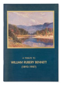 A Tribute to William Rubery Bennett (1893-1987)[BENNETT, William Rubery]; GADSEN, Jennifer# 14553