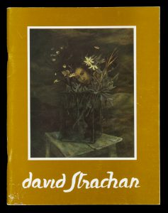 David Strachan, 1919-1970 by Daniel Thomas ; with a catalogue of the etchings by Nicholas Draffin