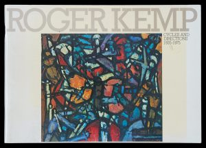 Roger Kemp : cycles and directions 1935-1975