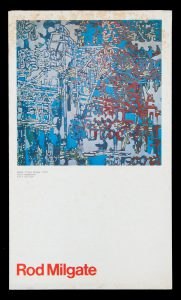 Rod Milage : Decade - a selection of paintings 1970-1980[MILGATE, Rodney]# 14539