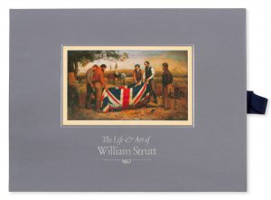 The life & art of William Strutt