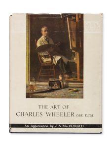 The art of Charles Wheeler, O.B.E, D.C.M.McDONALD, James S.# 14504