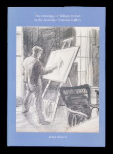 The drawings of WIlliam Dobell in the Australia National GalleryGLEESON, James# 14446