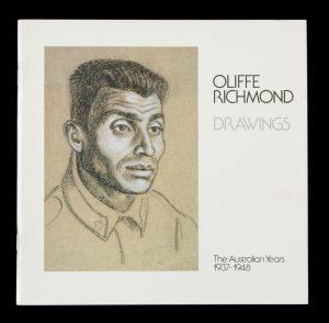 Oliffe Richmond: Drawings. The Australia Years 1937~1948[RICHMOND, Oliffe], JOHANNES, Christa# 14440