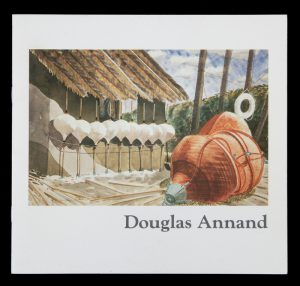 Douglas Annand. Watercolours 1935-50[ANNAND, Douglas]; CAMPBELL, Jean# 14420