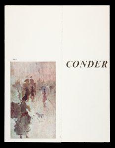 Charles Conder 1868-1909[CONDER, Charles]# 14417