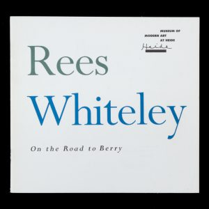 Rees Whiteley : on the road to Berry