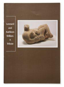 Leonard and Kathleen Shillam: a tributeCOOKE, Glenn R.# 14409