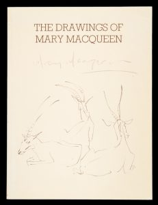 The drawings of Mary MacqueenHOLYOAKE, Mary# 14297