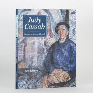 Judy Cassab. Portraits of Artists and Friends (signed copy)KLEPAC, Lou.# 14254