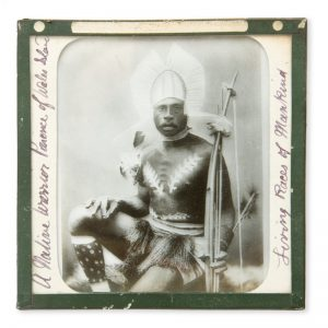[TORRES STRAIT] Muralag man, Prince of Wales IslandPhotographer unknown.# 13403