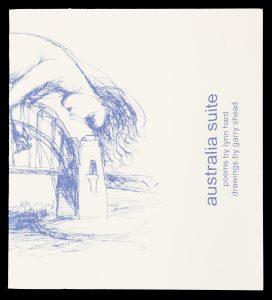 Australia suite. Drawings by Garry SheadHARD, Lynn; SHEAD, Garry# 14891