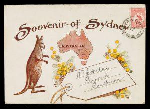 Souvenir of Sydney, AustraliaAnon.# 14886