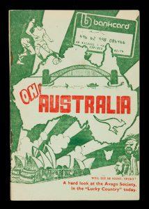 Oh Australia!STANTON, Don E.# 14882