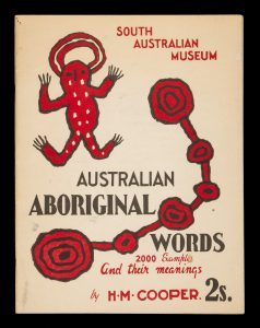 Australian Aboriginal words and their meanings