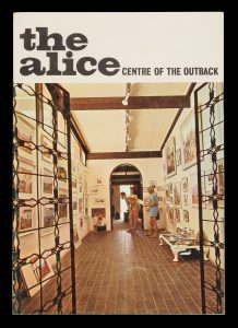 The Alice : centre of the outback# 14870