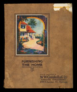 Furnishing the home