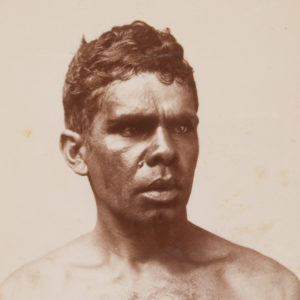 "# 15038  KERRY, Charles (1857-1928)  ""Warryne"". Aboriginal, Yass district, N.S.W.  $650.00"