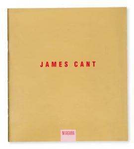 James Cant 1911-1983 : Survey 1934 - 1954[CANT, James]# 14961