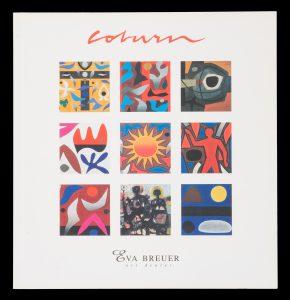 Coburn : Paintings, works on paper and graphics[COBURN, John]# 14979