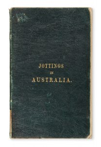 Jottings in Australia: or, Notes on the flora and fauna of Victoria