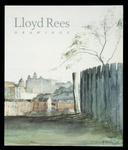 Lloyd Rees: drawingsKOLENBERG, Hendrick# 14934