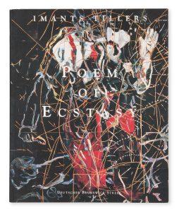 Imants Tillers poem of ecstasy[TILLERS]. EAGLE, Mary# 14932