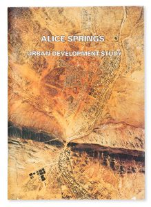 Alice Springs urban development study