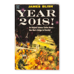 # 15288  BLISH, James  [PULP] Year 2018!