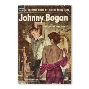 # 15285  BACCANTE, Leonora  [PULP] Johnny Bogan