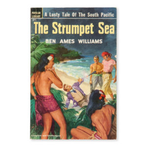 # 15286  WILLIAMS, Ben Ames  [PULP] The strumpet sea