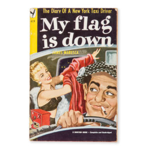# 15293  MARESCA, James  [PULP] My flag is down