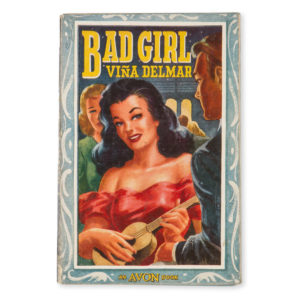 # 15290  DELMAR, Vina  [PULP] Bad girl