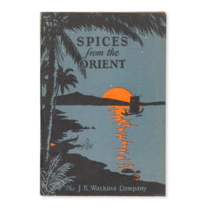 # 15380  WATKINS, J. R.  Watkins spice book  $65.00 AUD