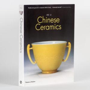 # 15116  LI, He  Chinese ceramics