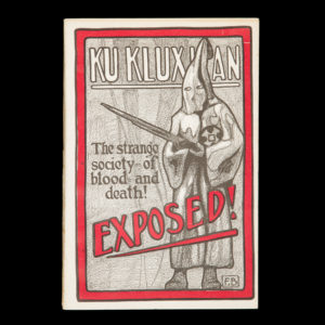 # 15322  Ku Klux Klan secrets exposed.