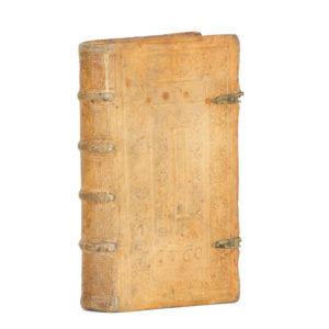 # 15295  MACROBIUS, Ambrosius Aurelius Theodosius (fl. circa A.D. 395-425)  Macrobii Ambrosii Avrelii Theodosii, viri consvlaris, & illustris, In Somnium Scipionis, lib. II.
