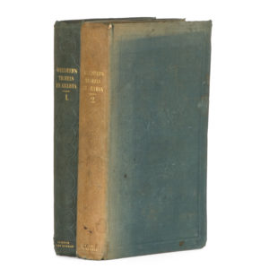 # 15034  WELLSTED, James Raymond (1805-1842)  Travels in Arabia