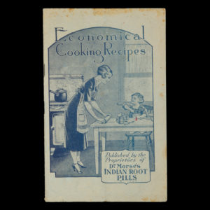 # 14984  W.H. COMSTOCK CO.  Economical cooking recipes