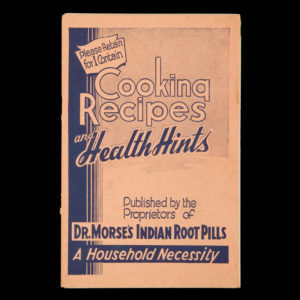 # 14986  W.H. COMSTOCK CO.  Cooking recipes and health hints : a household necessity.
