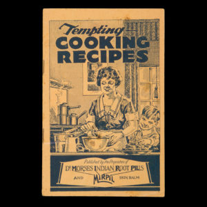 # 14988  W.H. COMSTOCK CO.  Tempting cooking recipes
