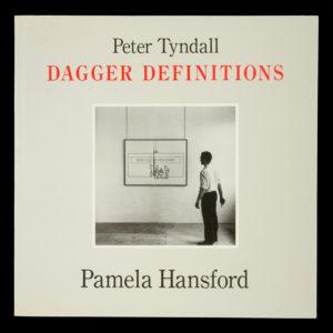 # 15023  HANSFORD, Pamela  Peter Tyndall : Dagger Definitions