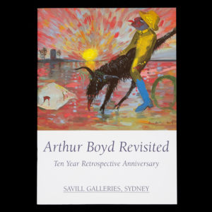 # 15151  [BOYD, Arthur]  Arthur Boyd Revisited : Ten Year Retrospective Anniversary