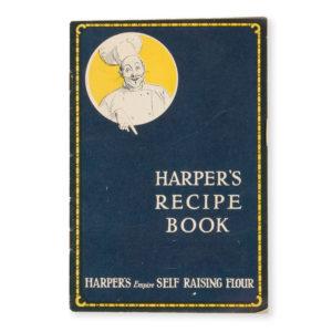 # 14989  ROBERT HARPER & CO.  Harper's recipe book.