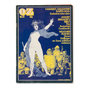 # 15008  [NEVILLE, Richard; SHARP, Martin]  Oz magazine, London. Issue no. 33. February 1971.