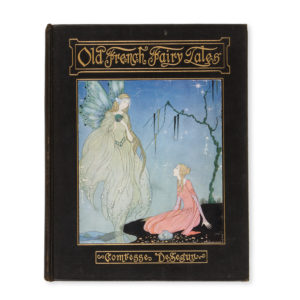 # 15404  SEGUR, Compesse de; STERRETT, Virginia  Old French Fairy Tales
