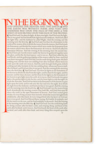 # 15586  COBDEN-SANDERSON, Thomas James and WALKER, Emery  The English Bible