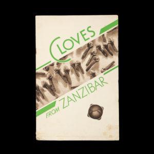 # 15412  Cloves from Zanzibar