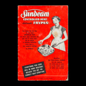 # 15416  SUNBEAM CORPORATION LIMITED  Sunbeam controlled heat automatic frypan